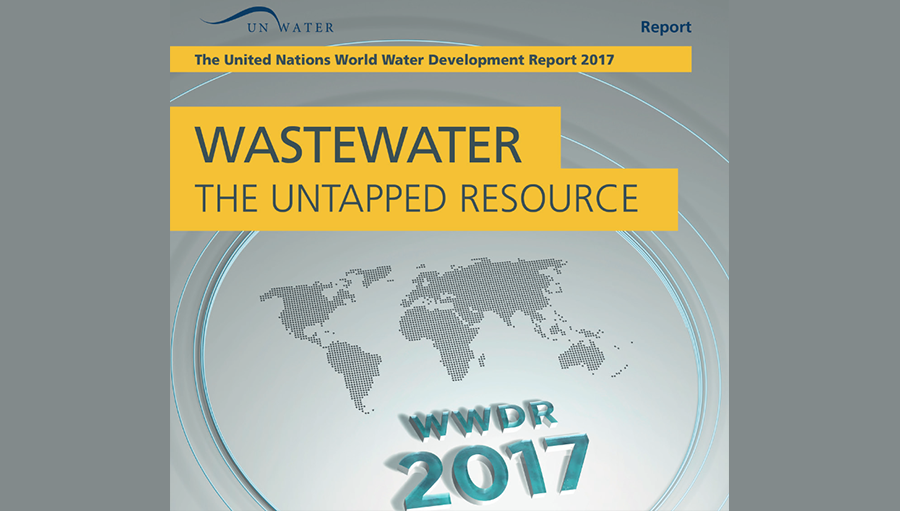 2017 UN World Water Development Report, Wastewater: The Untapped Resource