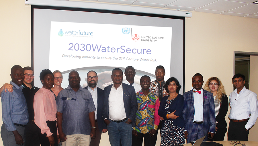 Africa2030WaterSecure- Capacity Gaps and Needs for Water Security