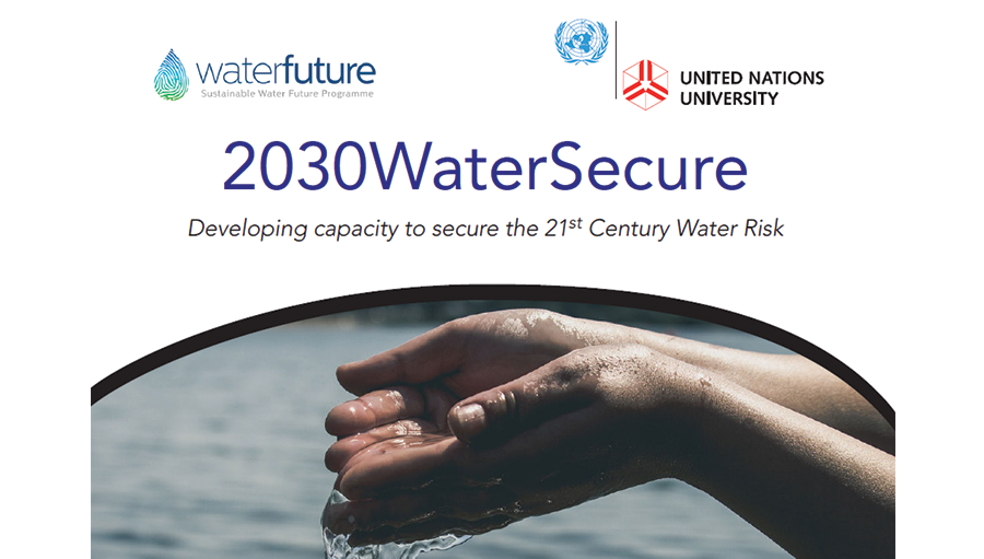 2030WATERSECURE- Partnership for Water Security