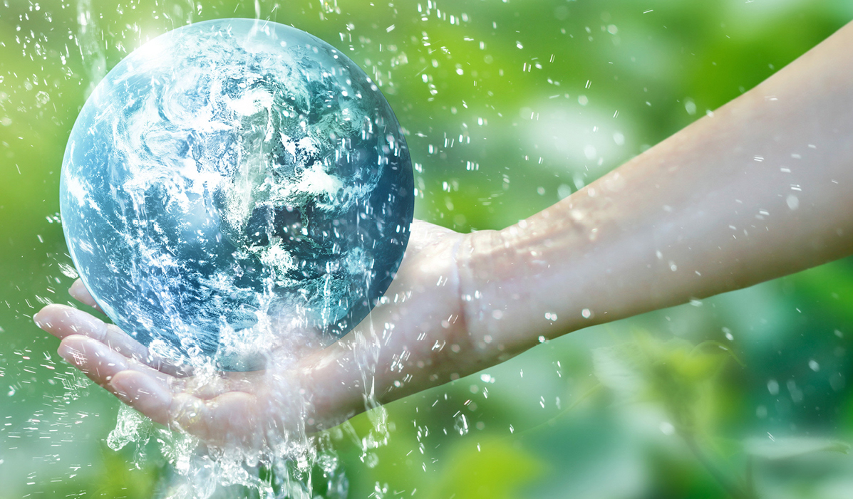 Water resources: an essential part of the solution to climate change