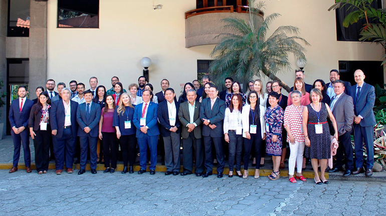 Facilitating Water-related Sustainable Development for Latin America and the Caribbean through the SDG 6 Policy Support System
