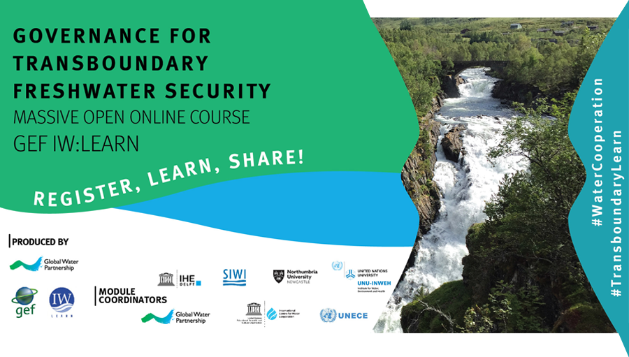 Governance for Transboundary Freshwater Security – a Massive Open Online Course (MOOC)