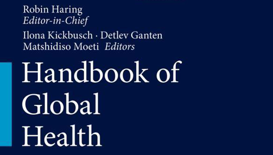 Chapter: Water, Sanitation, and Hygiene in Global Health in Handbook of Global Health