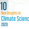 10 New Insights in Climate Science 2020
