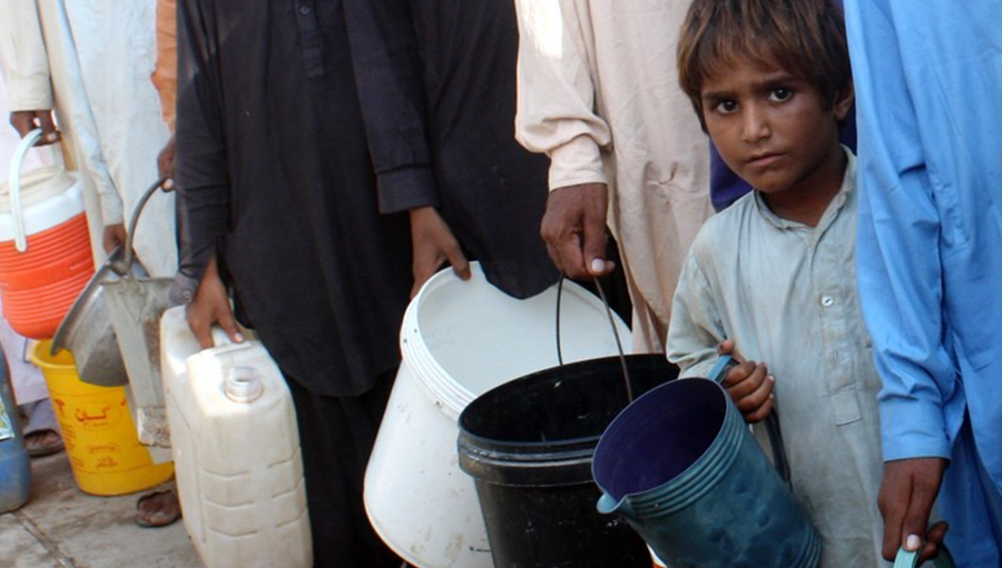 Water Scarcity: Coming Soon