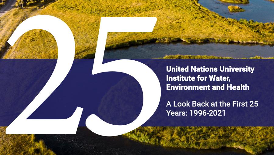 UNU-INWEH 25th Anniversary Brochure